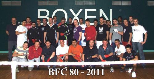 BFC 80 - Gruppenfoto 2011